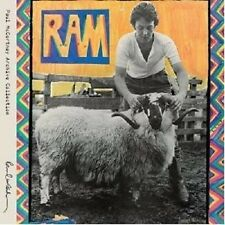PAUL/MCCARTNEY,LINDA MCCARTNEY - RAM  CD NEU