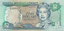 Billetes de baja numeración
