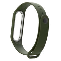 Silicone Wrist Strap Band - Smart Watch Bracelet Wristband Fitness Tracker