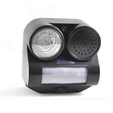 NEW SereneLife PSLBRP4 Bird & Bat Animal Pest Repeller  Outdoor Motion Detector