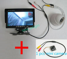 1 Cam+7 inch LCD Video Security Tester CCTV Camera Tester RC FPV HD Snow Monitor