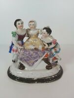 Conta & Boehme Figural Inkwell,  Appr.14cm Tall