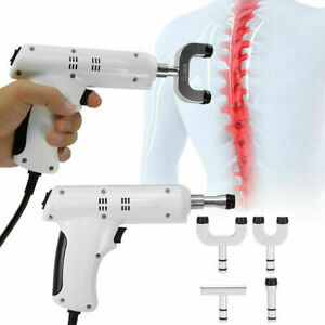 Electric Correction Gun Activative Massager Therapy Chiropractic Adjusting Tool