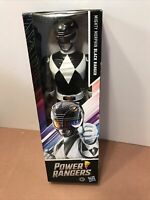 """""""NEW"""" Power Rangers Mighty Morphin Black Ranger 12-Inch Action Figure Toy"""