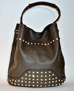 Schulter Handtasche 2 teilig Tasche Lederlook Glitzer -Tasche in Tasche -