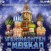 WEIHNACHTEN IN MOSKAU   CD NEW+