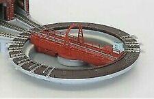 Rokuhan Reproduction Z S037 Z Gauge Digital Turntable Toy Figure Figurinne