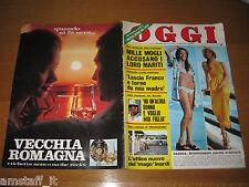 OGGI 1972/30=FRANCO ZEFFIRELLI=LUCIANO LUBERTI=MASSIMO INARDI=CLAUDIO NASSO=