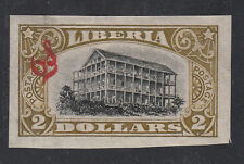 Liberia # O109 MINT IMPERF Education