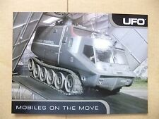GERRY ANDERSON UFO CARDS INC PROMO CARD P3 MOBILES ED BISHOP GABRIELLE DRAKE