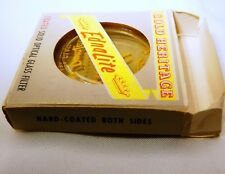 Empty Box for Ednalite series V 5 Chrome A Lens Filter Drop in vintage