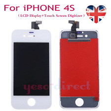 ForApple iPhone 4S Replacement LCD Touch Screen Display Digitizer Assembly White