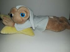 Baby ET Extra Terrestrial Plush Toy Yellow Star Pillow Pajama Wear 21 ""