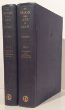 Frederick Tilney / Brain From Ape to Man Contribution to the Study 1st ed 1928