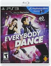PS3 Everybody Dance NEW!