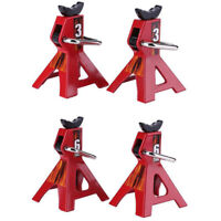 RC 1/10 Scale Car Truck Axle Jack Stands Garage For Rock Crawler Tamiya CC01 New