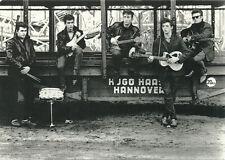 The Beatles Hamburg Heiligengeistfeld 1960 Vintage Postcard VD 4893