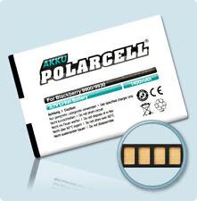 PolarCell Akku für BlackBerry Bold 9900 9930 9790 Curve 9380 JM1 Batterie Accu