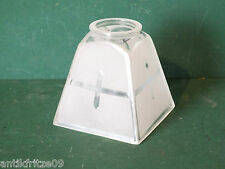 Lampenschirm E14 E27 Art Deko Glasschirm Hängelampe Lampe Wandlampe