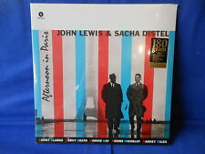 JOHN LEWIS SACHA DISTEL afternoon paris REPRESS EXC+