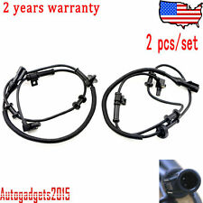 2pcs ABS Wheel Speed Sensor for Ford Excursion F250 F350 F450 F550 Front ALS197
