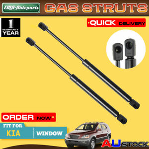 2x for Kia Sorento 2002 2003 2004 2005 2006 2007-2009 Rear Window Gas Struts