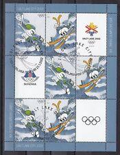 Slowenien-1996-gebirgsblumen-p44-p45-kompl Briefmarken Europa Satz-postfrisch-luxus !