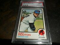 1973 OPC O-PEE CHEE  #367 Burt Hooton CHICAGO CUBS MINT PSA 9  CENTERED