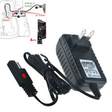7.5V B Power Adapter Charger For Pacific Cycle KT1227WM DISNEY PRINCESS ride on