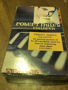 Robert Miles Children Cassette Tape (Single)