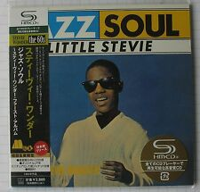 Stevie WONDER-The Jazz Soul of Little Stevie GIAPPONE SHM MINI LP CD NUOVO!