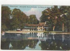 Versailles Hameau de Marie Antoinette 1914 Postcard France 052a