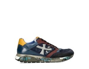 Chaussures PREMIATA Homme Sneakers trendy  BLU  ZACZAC-3545