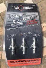Dead ringer hyper strike fixed 3 blade
