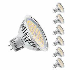 GU5.3 LED Light Bulbs, MR16 5W LED Bulbs, Equivalent to 50W Halogen Bulbs, 450lm