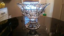 Antique Gorgeous 10 Cup  Punch Bowl on Base