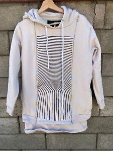 Rare Hood By Air Hooded Zipper Sweater
