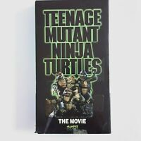 Teenage Mutant Ninja Turtles The Movie 1990 VHS Canada
