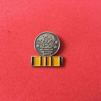 Wholesale Lot of 12 US Army 1st Air Cavalry Division Vietnam Lapel Hat Pin PM806