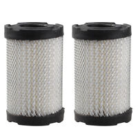 2x Air filters For TECUMSEH- 35066 LESCO 050128 Craftsman 740095 SEARS-63087A