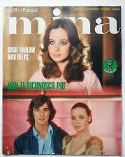 Fotoromanzo Lancio MINA n° 190/1978 Susie Sadlow Max Delys