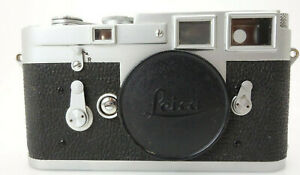Leitz Leica M3 M 3 921132 Kamera Body Leitz Wetzlar jo074