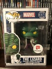 Funko Pop Marvel Comics 334 Lizard Walgreens Exclusive