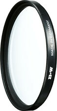B+W Pro 52mm UV Zuiko ED MRC coated lens filter for Olympus 50mm f/2.0 Macro ED
