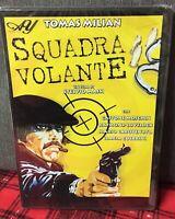 Squadra volante (1974) DVD Come Nuovo Ancora Sigillato Tomas Millian Edit