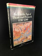 Italy in the Age of Dante and Petrarch, 1216-1380 - J Larner - Good - Paperback