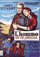 CARTE POSTALE / POSTCARD / CINEMA / L'HOMME DE LA PLAINE