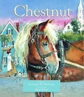 Chestnut Hardcover Constance W. McGeorge
