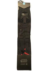 RARE Stance Star Wars Disturbance Kylo Ren Stormtrooper Series 1 Socks 9-12 L