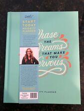 Rachel Hollis - CHASE DREAMS NERVOUS - Start Today Priority Planner - BRAND NEW!